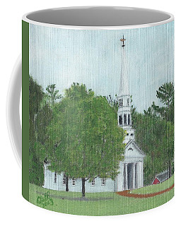 Martha Mary Chapel Coffee Mug