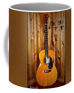 Martin Guitar - The Eric Clapton Limited Edition Coffee Mug