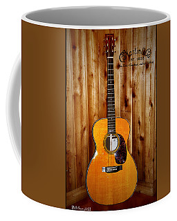 Martin Guitar - The Eric Clapton Limited Edition Coffee Mug