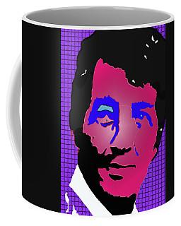Martini Man Coffee Mug by Robert Margetts