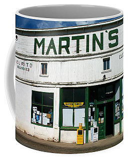 Martin's Coffee Mug