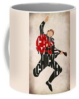Marty Mcfly - Back To The Future Coffee Mug