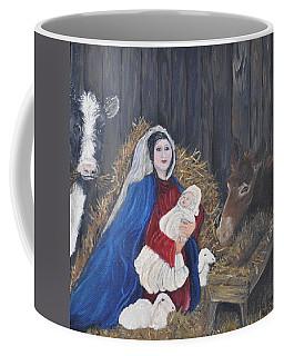 Mary And Baby Jesus Coffee Mug