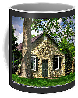 Maryland Country Churches - Fairview Chapel-1a Spring - Established 1847 Near New Market Maryland Coffee Mug