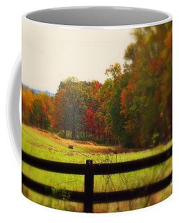 Maryland Countryside Coffee Mug by Patti Whitten
