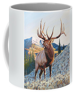 Mary's River Morning Coffee Mug