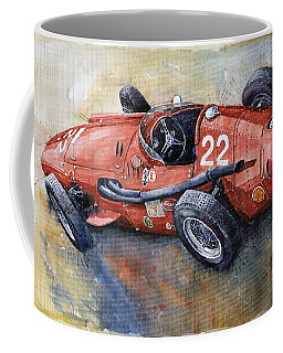 Maserati 250 F 1957  Coffee Mug
