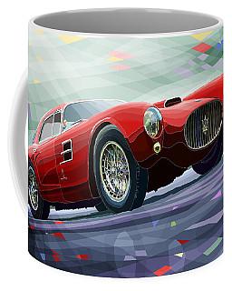 Maserati A6gcs Berlinetta By Pininfarina 1954 Coffee Mug