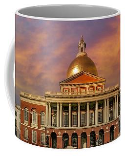 Massachusetts State House Coffee Mug