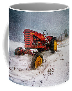 Massey Harris Mustang Coffee Mug