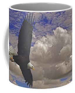Master In Flight - Signed  Coffee Mug