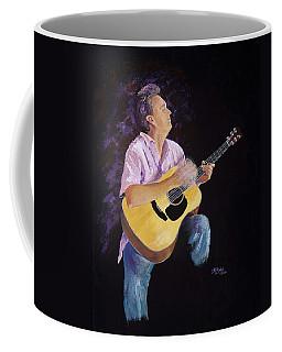 Master In The Spotlight Coffee Mug