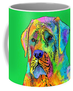 Mastiff Coffee Mug