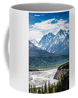 Matanuska River  Coffee Mug