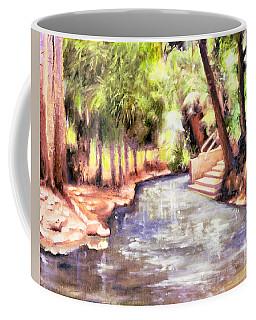 Mataranka Hot Springs Coffee Mug