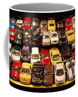 Allied Matchbox Cars  Coffee Mug