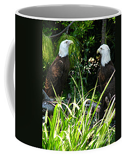 Coffee Mug featuring the photograph Mates by Greg Patzer