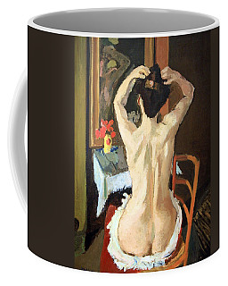 Matisse's La Coiffure Coffee Mug