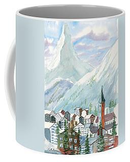 Matterhorn Coffee Mug
