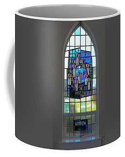 Matthew Five Eleven Coffee Mug