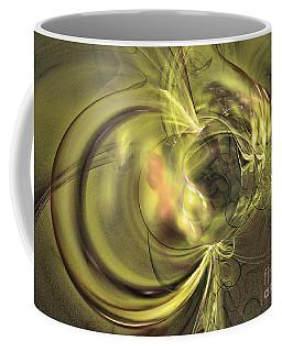 Maturation - Abstract Art Coffee Mug
