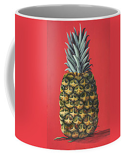 Maui Pineapple 2 Coffee Mug