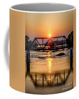 Maumee River At Grand Rapids Ohio Coffee Mug