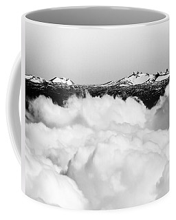 Mauna Kea Coffee Mug by Denise Bird