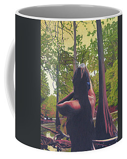 May Morning Arkansas River 5 Coffee Mug