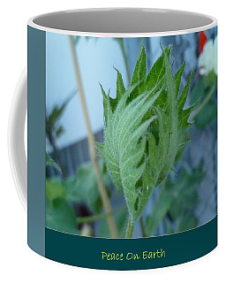 May Peace On Earth Coffee Mug