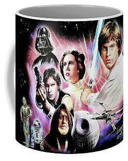 May The Force Be With You 2nd Version Coffee Mug