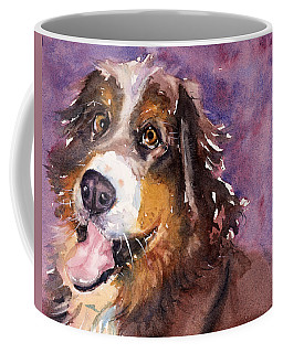 May The Mountain Dog Coffee Mug by Judith Levins
