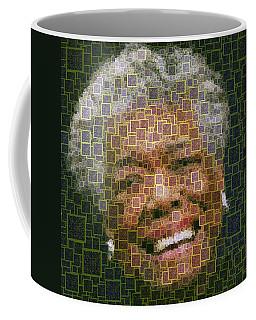 Maya Angelou - Qr Code Coffee Mug