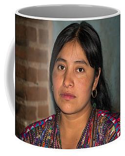Mayan Girl Coffee Mug