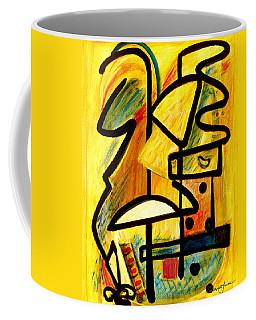 Mayan Coffee Mug
