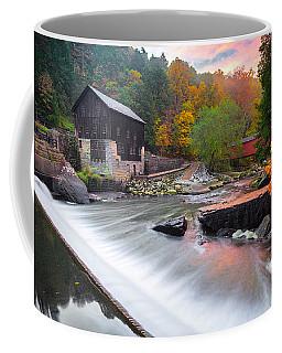 Mcconnell's Mill Fall  Coffee Mug