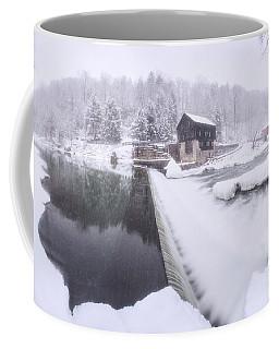 Mcconnell's Mill Winter  Coffee Mug