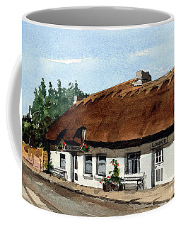 F 709 Mcdonaghs Pub  Oranmore Galway Coffee Mug