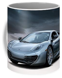 Mclaren Mp4 12c Coffee Mug