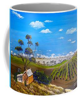Mclarren Vale Vine Yards Coffee Mug