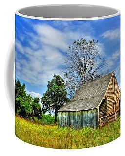 Mclean House Barn 1 Coffee Mug by Dan Stone