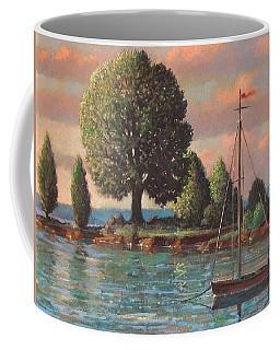 Mcmeekins Point Coffee Mug