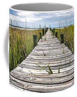 Mcteer Dock Coffee Mug