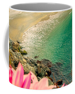 Coffee Mug featuring the photograph Mcway Falls-3am Adventure by David Millenheft