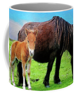 Me And Mum Coffee Mug