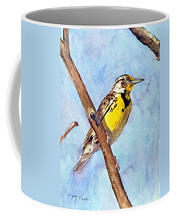 Meadowlark Sunrise Coffee Mug