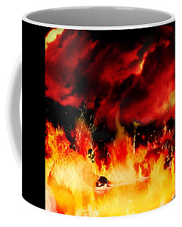 Meanwhile In Tartarus Coffee Mug