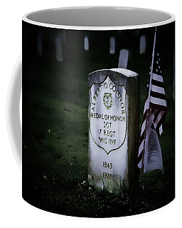 Medal Of Honor Coffee Mug