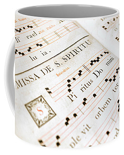 Mediavel Chorus Book  Coffee Mug