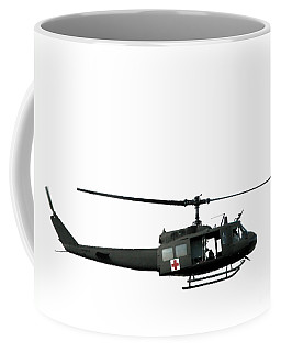 Medic Helicopter Coffee Mug